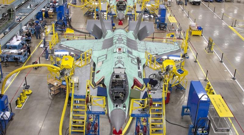 produzione-f35-alluminio-usa
