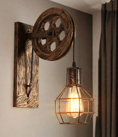 10 idee di design stile industrial in legno e acciaio Info