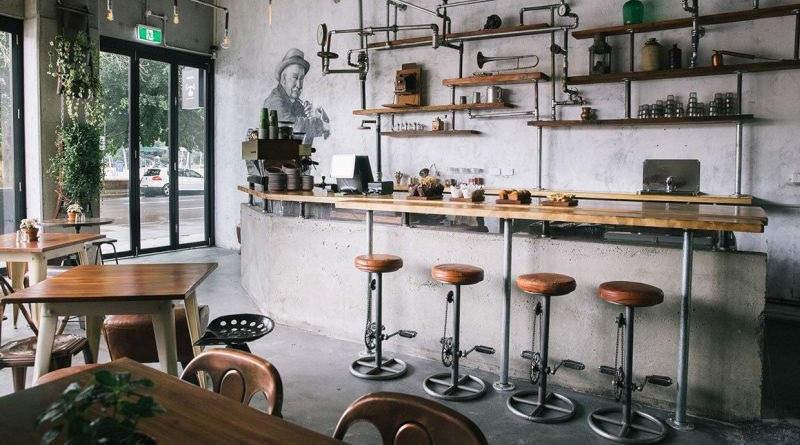 10 idee di design stile industrial in legno e acciaio for Siti di interior design